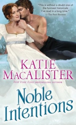 ARC Review: Noble Intentions by Katie MacAlister