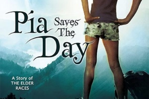 ARC Review: Pia Saves the Day by Thea Harrison