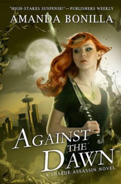 ARC Review: Against the Dawn by Amanda Bonilla