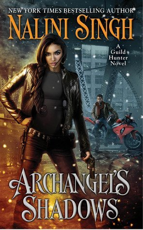 ARC Review: Archangel's Shadows by Nalini Singh
