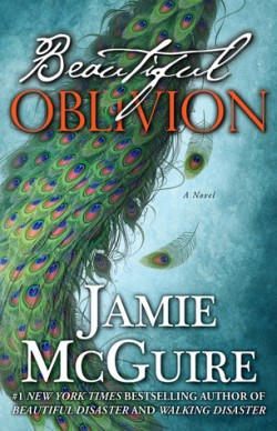 ARC Review: Beautiful Oblivion by Jamie McGuire