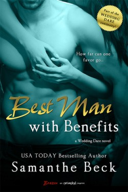 ARC Review: Best Man with Benefits by Samanthe Beck