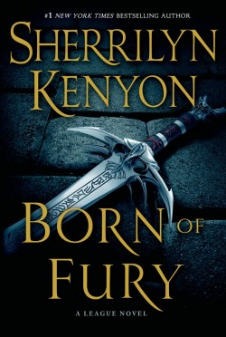 ARC Review: Born of Fury by Sherrilyn Kenyon