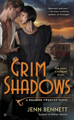 ARC Review: Grim Shadows by Jenn Bennett