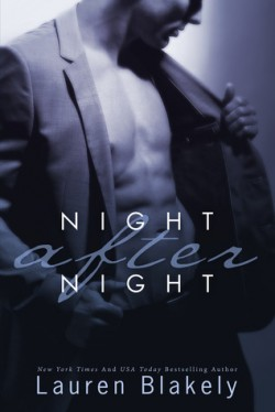ARC Review: Night After Night by Lauren Blakely