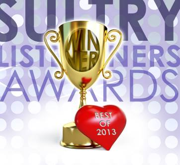 Sultry Listeners Awards: The Winner!