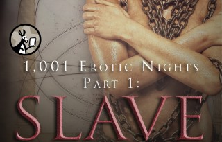 1001 Erotic Nights Part 1 Slave Girl - cover