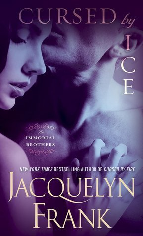 CURSED BY ICE  by Jacquelyn Frank [PARANORMAL]