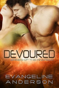 ARC Review: Devoured by Evangeline Anderson