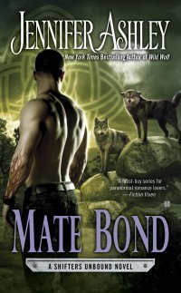 MATE BOND by Jennifer Ashley [PARANORMAL]