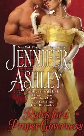 ARC Review: Rules for a Proper Governess by Jennifer Ashley