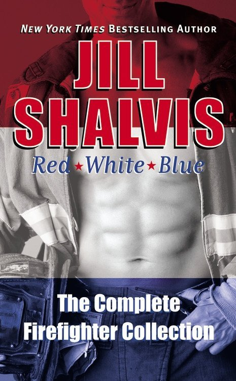 Shalvis_Red, White, and Blue