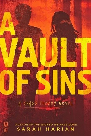 A VAULT OF SINS by Sarah Harian [NEW ADULT]