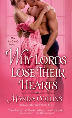ARC Review: Why Lords Lose Their Hearts by Manda Collins