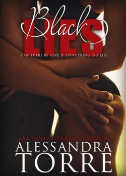 ARC Review: Black Lies by Alessandra Torre
