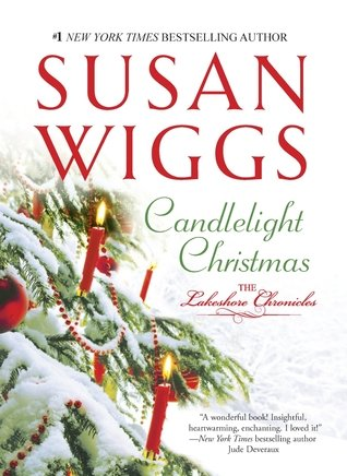 CANDLELIGHT CHRISTMAS by Susan Wiggs [CONTEMPORARY]