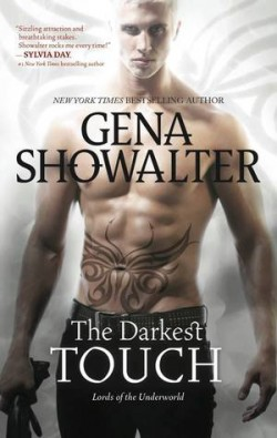 ARC Review: The Darkest Touch by Gena Showalter