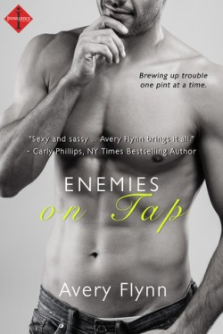 ARC Review: Enemies on Tap by Avery Flynn