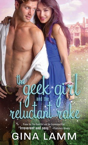 THE GEEK GIRL AND THE RELUCTANT GIRL by Gina Lamm [HISTORICAL]