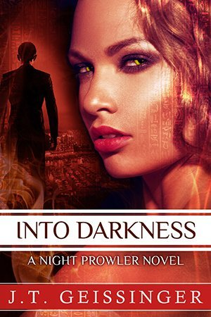 INTO DARKNESS by J.T. Geissinger [PARANORMAL]