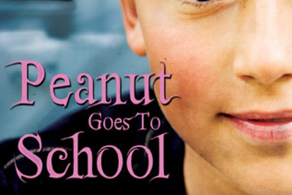 ARC Review: Peanut Goes To School by Thea Harrison