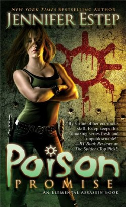 ARC Review: Poison Promise by Jennifer Estep