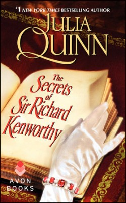 ARC Review: The Secrets of Sir Richard Kenworthy by Julia Quinn
