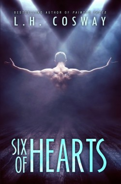 ARC Review: Six of Hearts by L.H. Cosway