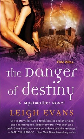 THE DANGER OF DESTINY by Leigh Evans [PARANORMAL]
