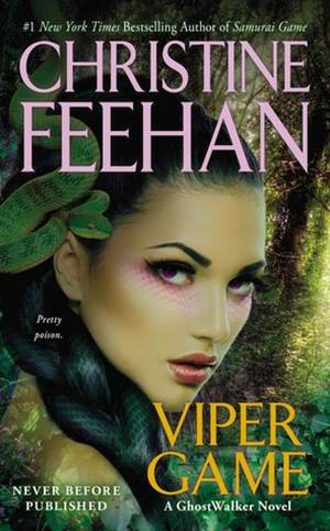 VIPER GAME by Christine Feehan [PARANORMAL]