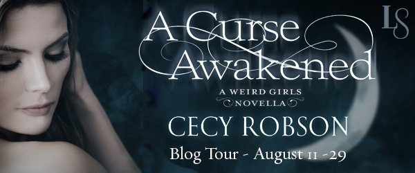 A Curse Awakened - Blog Tour Banner