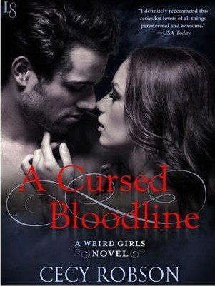 ARC Review: A Cursed Bloodline by Cecy Robson