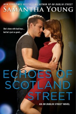 ARC Review: Echoes of Scotland Street by Samantha Young