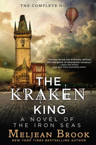 Kraken King, The novel