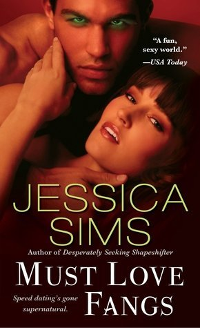 Review: Must Love Fangs by Jessica Sims