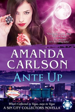 ARC Review + Giveaway: Ante Up by Amanda Carlson