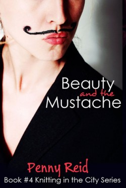 ARC Review: Beauty and the Mustache by Penny Reid