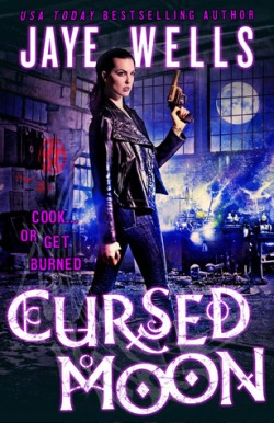 ARC Review: Cursed Moon by Jaye Wells