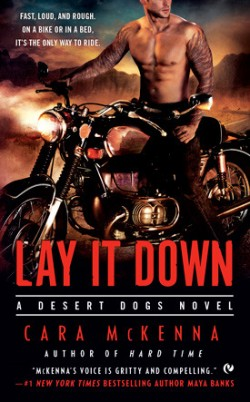 ARC Review: Lay It Down by Cara McKenna
