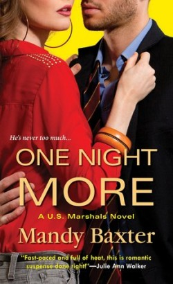 ARC Review: One Night More by Mandy Baxter