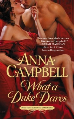 ARC Review: What a Duke Dares by Anna Campbell