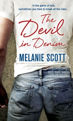 ARC Review: The Devil in Denim by Melanie Scott