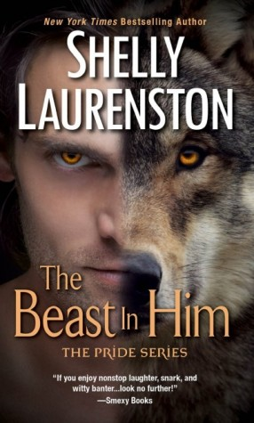 Review: The Beast In Him by Shelly Laurenston
