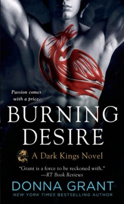 ARC Review: Burning Desire by Donna Grant