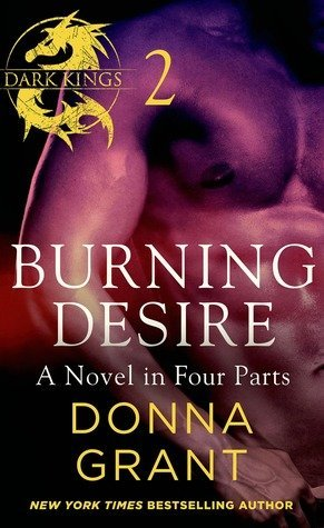 BURNING DESIRE PART 2 by Donna Grant [PARANORMAL]