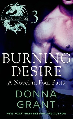 BURNING DESIRE PART 3 by Donna Grant [PARANORMAL]