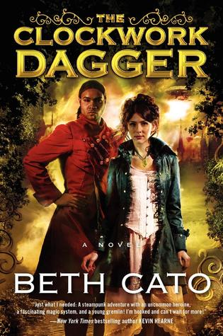 ARC Review: The Clockwork Dagger by Beth Cato