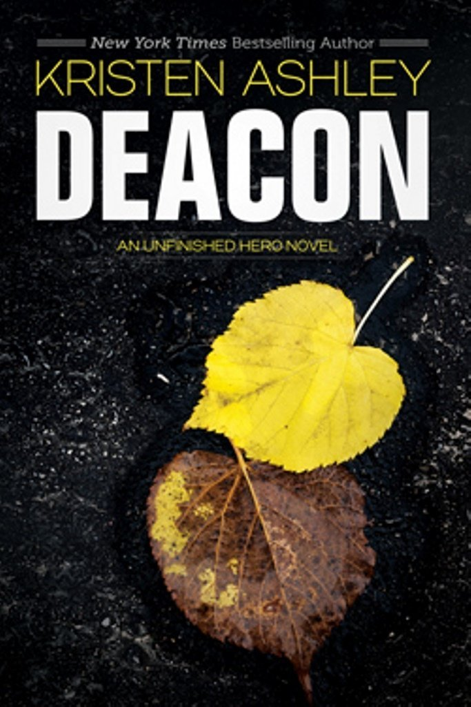 ARC Review + Giveaway: Deacon by Kristen Ashley