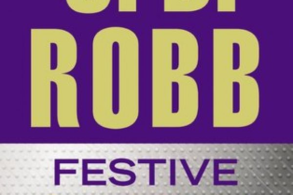 ARC Review: Festive in Death by J.D. Robb
