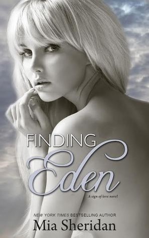 FINDING EDEN by Mia Sheridan [NEW ADULT]